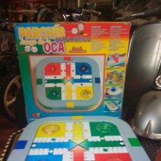 Juegos de mesa: PARCHIS AUTOMATICO JUEGO OCA. Lote 127578171