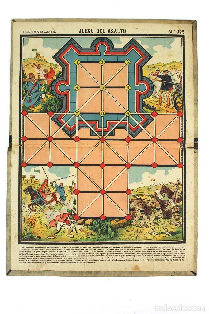 Juegos de mesa: HIPODROMO , CARRERA DE CABALLOS. JUEGO DE SALÓN. - Foto 3 - 127618731