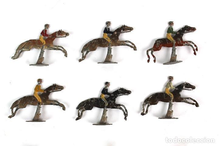 Juegos de mesa: HIPODROMO , CARRERA DE CABALLOS. JUEGO DE SALÓN. - Foto 8 - 127618731