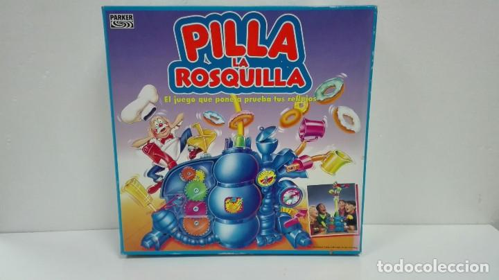 JUEGO PILLA LA ROSQUILLA PARKER 1993-PRECINTADO (Juguetes - Juegos - Juegos de Mesa)