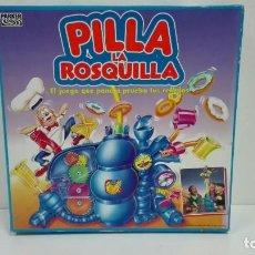 Juegos de mesa: JUEGO PILLA LA ROSQUILLA PARKER 1993-PRECINTADO. Lote 127799915