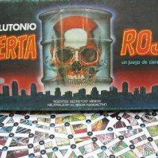 Juegos de mesa: CEFA - JUEGO DE MESA ALERTA ROJA. Lote 127861063