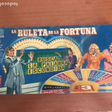 Juegos de mesa: LA RULETA DE LA FORTUNA. Lote 127927820