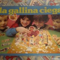 Juegos de mesa: JUEGO MESA TABLERO EDUCA LA GALLINA CIEGA. NUEVO AÑOS 80. Lote 128072603