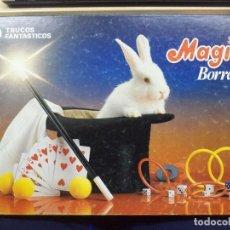 Juegos de mesa: MAGIA BORRÁS .60 TRUCOS FANTÁSTICOS.REF.8506.. Lote 128334131