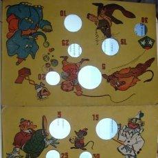 Juegos de mesa: TABLERO LA PULGA - PORTAL DEL COL·LECCIONISTA *****. Lote 128353027