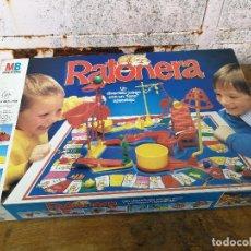 Juegos de mesa: JUEGO RATONERA DE MB AÑOS 80. Lote 128502691