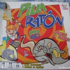 Juegos de mesa: JUEGO PILLA RATON . Lote 128706367
