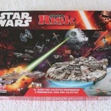 Juegos de mesa: JUEGO DE MESA: RISK STAR WARS, HASBRO - COMPLETO NUEVO. Lote 128723171