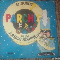 Juegos de mesa: SOBRE SORPRESA PARCHIS DE BELTER SIN ABRIR. Lote 128815622