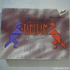 Juegos de mesa: TANGRAM COMPETITION - DISET - 1999 . Lote 128822775