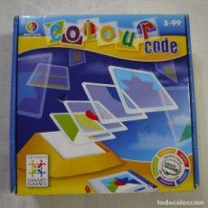 Juegos de mesa: COLOUR CODE . Lote 128823123