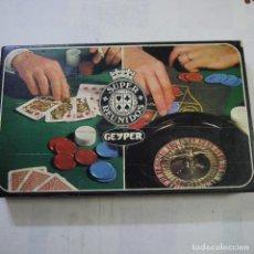 Juegos de mesa: SUPER REUNIDOS - GEYPER. Lote 128824123