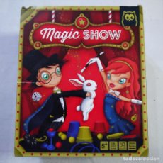 Juegos de mesa: MAGIC SHOW - EUREKAKIDS . Lote 128824431