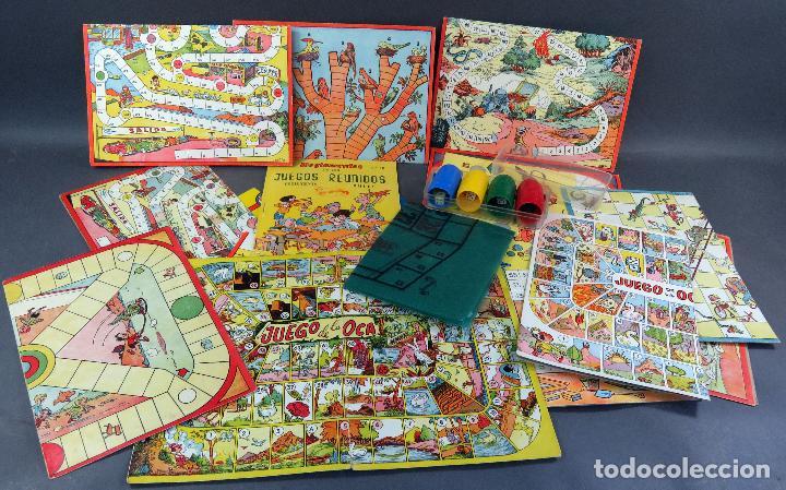 17 Tableros Y Reglamento Juegos Reunidos Geyper Comprar Juegos De