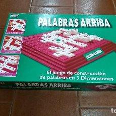 Juegos de mesa: JUEGO DE PALABRAS, PALABRAS ARRIBA, PARKER. Lote 195238671