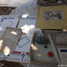 Juegos de mesa: JUEGO ANTIGUO EL PALE. Lote 129292446