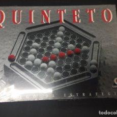 Juegos de mesa: JUEGO CEFA QUINTETO PRECINTADO. Lote 129300763