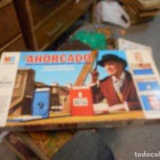 Juegos de mesa: JUEGO MESA AHORCADO DE MB. Lote 129308447