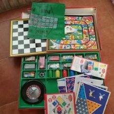 Juegos de mesa: JUEGOS REUNIDOS GEYPER BIZAK 45. Lote 129355459