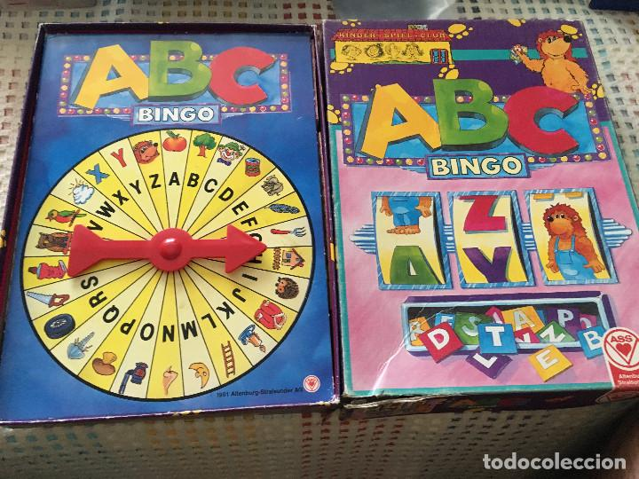 Abc Bingo Kinder Spiel Club Ass Altenburg Stral Comprar Juegos De