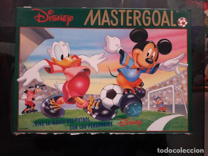 MASTERGOAL DISNEY (Juguetes - Juegos - Juegos de Mesa)