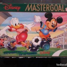 Juegos de mesa: MASTERGOAL DISNEY. Lote 129469071