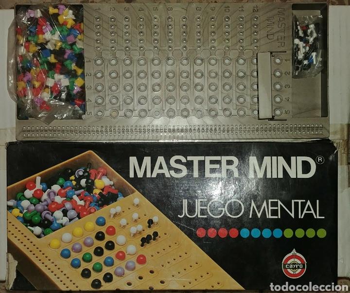 MASTER MIND JUEGO DE MESA (Juguetes - Juegos - Juegos de Mesa)