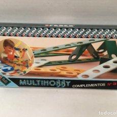 Juegos de mesa: JUEGO DE MESA MULTIHOBBY COMPLEMENTO DE FEBER. Lote 129568167