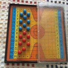 Juegos de mesa: BALONCESTO MAGNETICO MAGNETIC BASKET BALL RIMA MADE IN SPAIN JUEGOS KREATEN JUEGO MESA. Lote 129746655