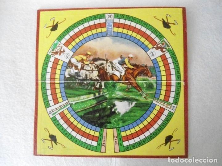 Juegos de mesa: ANTIGUO JUEGO DE MESA ALEMAN - Foto 17 - 130009631