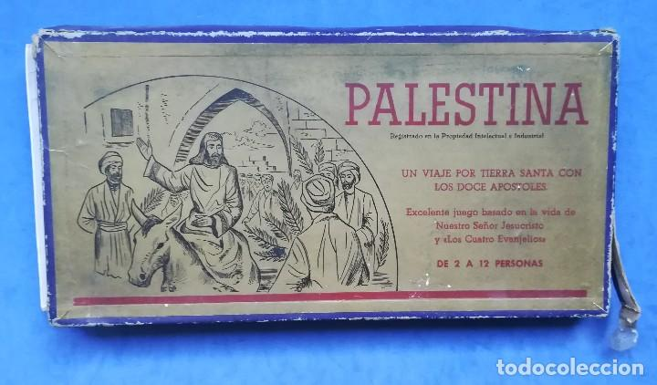 Envío gratis. Palestina. Un viaje por Tierra Santa. Juego basado en la vida de Jesucristo., usado segunda mano