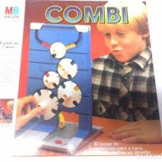 Juegos de mesa: JUEGO DE MESA COMBI ANTIGUO MB. Lote 133679142