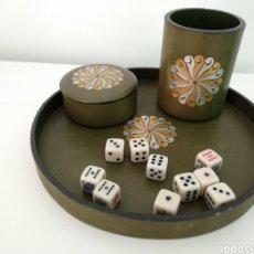 Juegos de mesa: JUEGO DE POKER DADOS. Lote 130310228