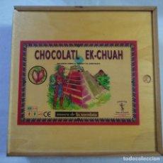 Juegos de mesa: CHOCOLATL EK-CHUAH - JUSEO DEL MUSEU DE LA XOCOLATA. Lote 130440654