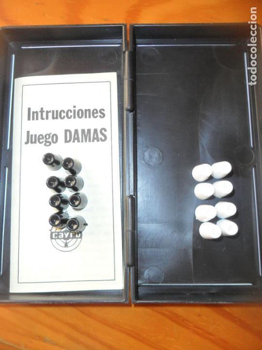 Juegos de mesa: JUEGOS MAGNETICOS CAYRO - DAMAS - - Foto 2 - 130475402