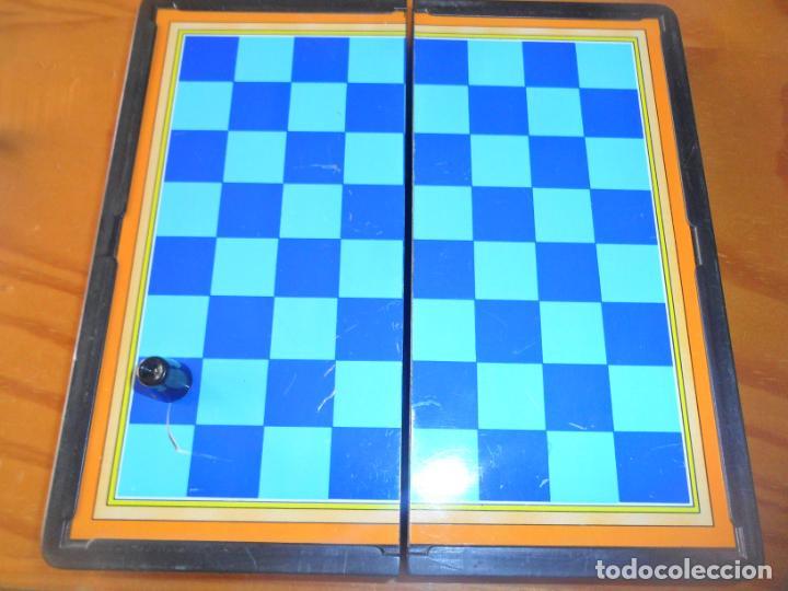 Juegos de mesa: JUEGOS MAGNETICOS CAYRO - DAMAS - - Foto 3 - 130475402