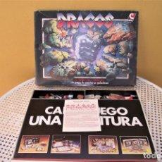 Juegos de mesa: JUEGO DE MESA DRACOS DE CEFA. Lote 130566078