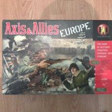 Juegos de mesa: AXIS & ALIEN EUROPA. Lote 130733355