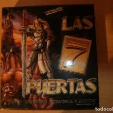 Juegos de mesa: LAS 7 PUERTAS, TIPO ROL. Lote 130761984