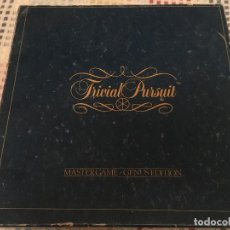Juegos de mesa: TRIVIAL PURSUIT MASTERGAME GENUS EDITION GENIUS AUSTRALIA PARKER BROTHERS HORN ABOOT INTERNATIONAL . Lote 130851284