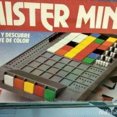 Juegos de mesa: MISTER MING. Lote 130941951