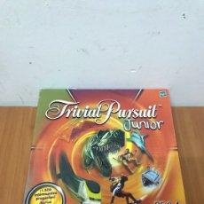 Juegos de mesa: TRIVIAL PURSUIT JUNIOR - HASBRO (JUEGO COMPLETO). Lote 131064032