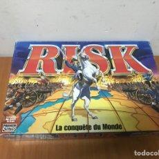 Juegos de mesa: RISK - EL JUEGO DE LA CONQUISTA DEL MUNDO. Lote 131064468
