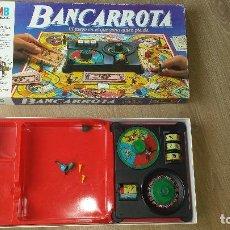 Juegos de mesa: BANCARROTA JUEGO JUEGOS MB. Lote 131121632