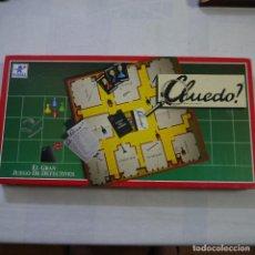 Juegos de mesa: CLUEDO? EL GRAN JUEGO DE DETECTIVES - BORRAS. Lote 131126380