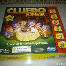 Juegos de mesa: JUEGO DE MESA CLUEDO JUNIOR . Lote 131278375