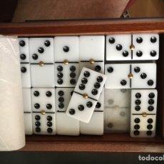 Juegos de mesa: DOMINO RENZO ROMAGNOLI-AÑOS 80-NUEVO-ALTA CALIDAD. Lote 131323223