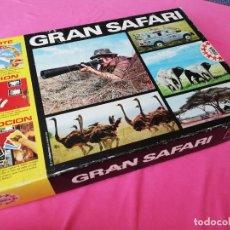 Juegos de mesa: JUEGO EL GRAN SAFARI DE EDUCA. AÑOS 70. Lote 131410230