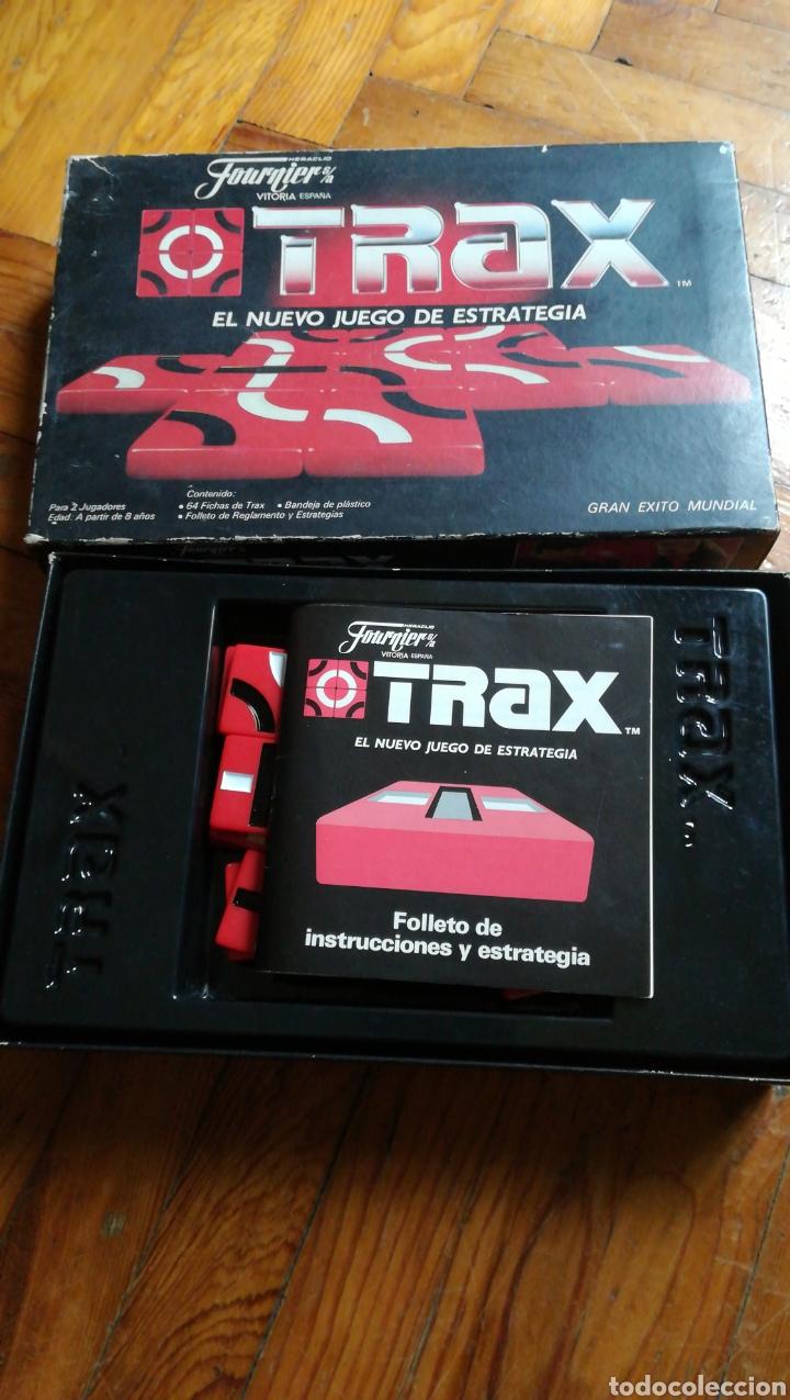 JUEGO TRAX (Juguetes - Juegos - Juegos de Mesa)